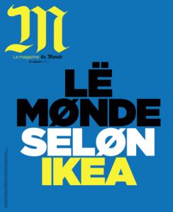 Magazine du Monde IKEA