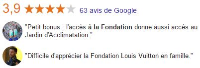 Avis Google Plus