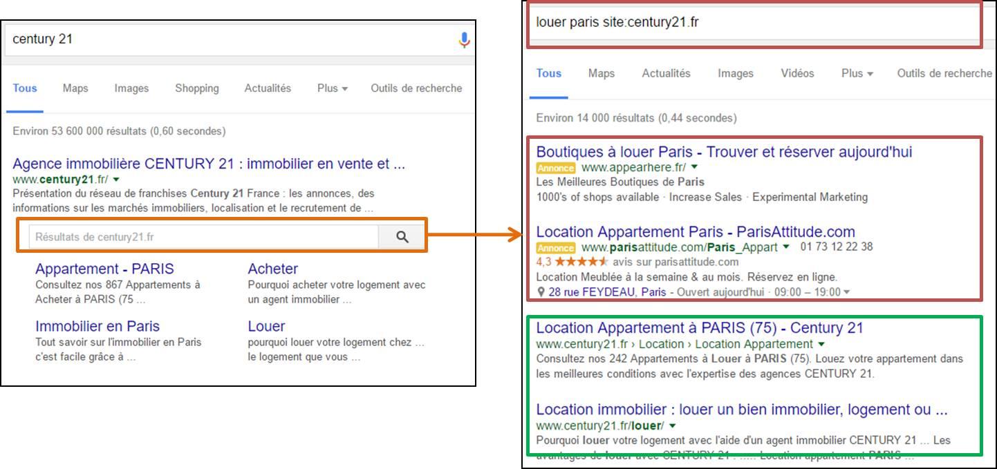 sitelinks-searchbox-adwords
